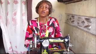 Témoignage Fatuma AFUA, couturière professionnelle de Selembao formée par HPP-Congo