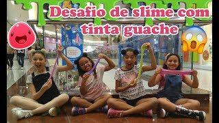 Baixar FAZENDO SLIME NO SHOPPING COM AMIGAS !!!