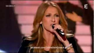 Celine Dion - River Deep, Mountain High (Le Grand Show - France 2 - 24/11/12)