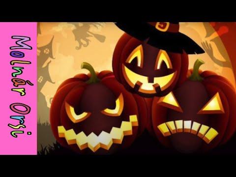 youtube filmek - Hello Halloween  (Hé, Te öreg Jack!) - Gyerekdal