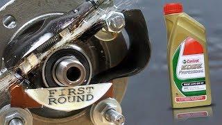 Castrol Edge Professional LL-04 0W30 Jak skutecznie olej chroni silnik?