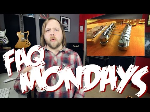 FAQ Mondays: 4x12 Cabs, Mix Quality & Top Wrapping