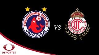 Previo Veracruz vs Toluca | Jornada 6 - Apertura 2016 | Televisa Deportes