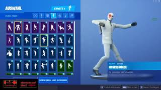 #Fortnite my 1041€ account with 2 rare items