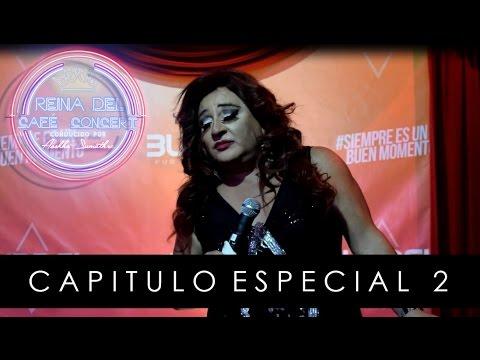 "Capítulo Especial ""Reina Del Café Concert"" con Angie Grace."