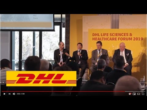 DHL Life Sciences and Healthcare Forum 2019, Sydney