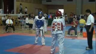 頭城國中的特色社團1-跆拳道