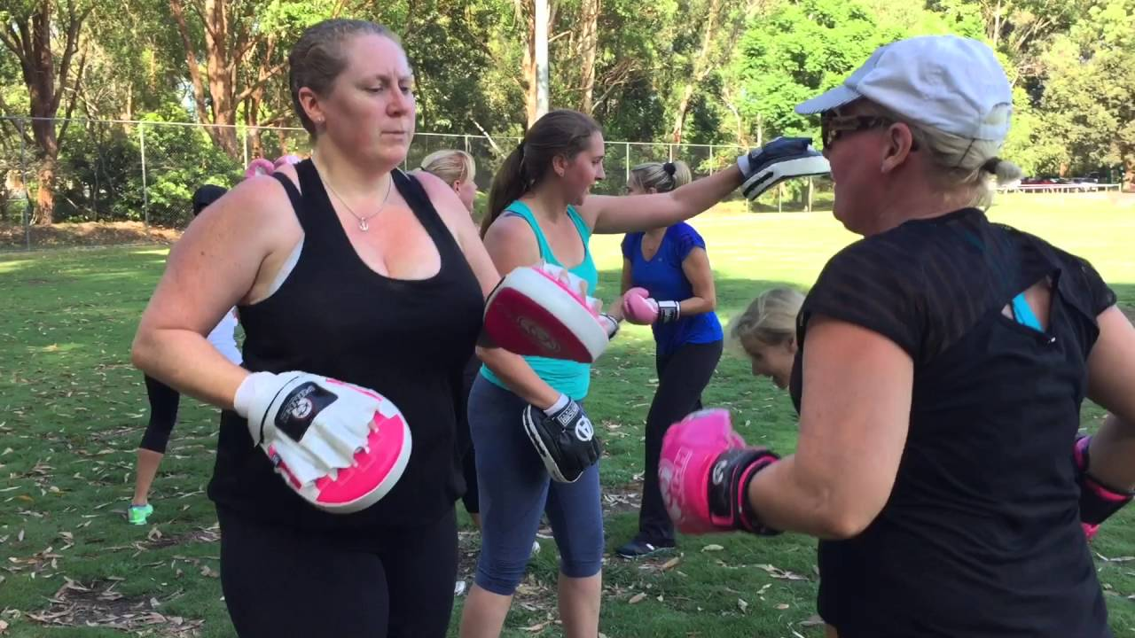Boxing with Mums & Bubs at Creative ...