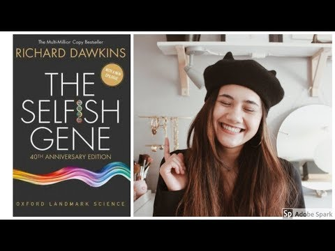 Books And Quotes #2 - The Selfish Gene By Richard Dawkins