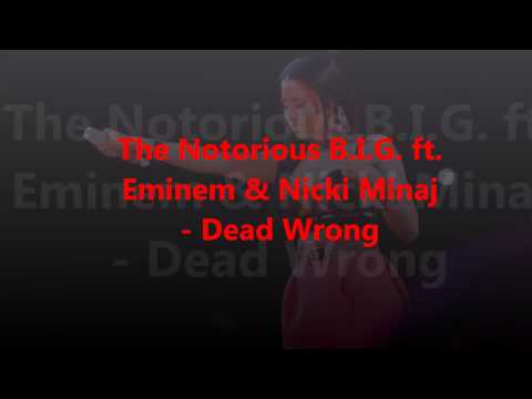 Dead Wrong (song) - Wikipedia
