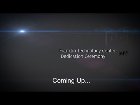 Franklin Technology Center dedication 2015