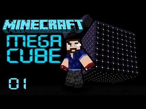 [ Minecraft ] Megacube - Episode 01