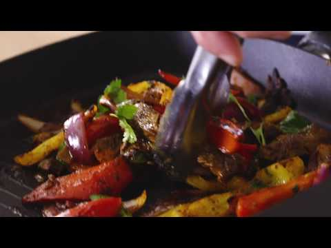 M&S   Cook With M&S... Sizzling Mexican Fajitas