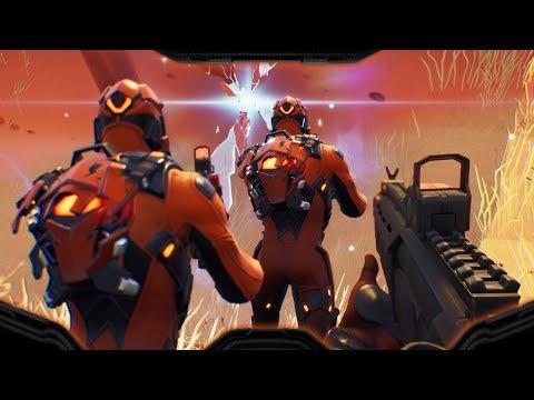 ALIEN INVASION | A Fortnite Film