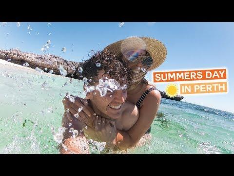 Summers Day On Rottnest Island   Perth Vlog