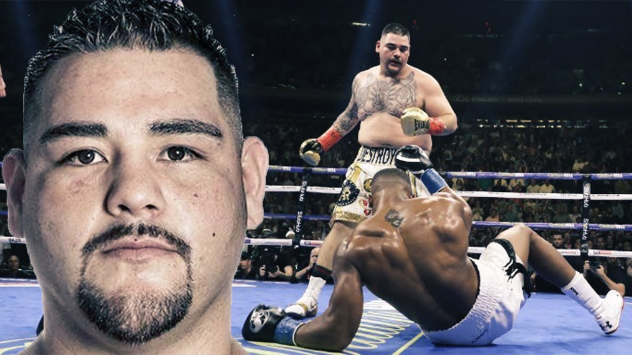 Andy Ruiz | Best Knockouts