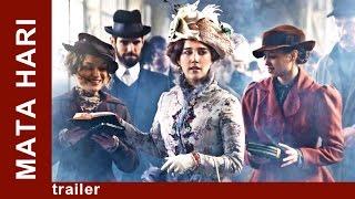 MATA HARI. Trailer. Historical Drama. StarMediaEN
