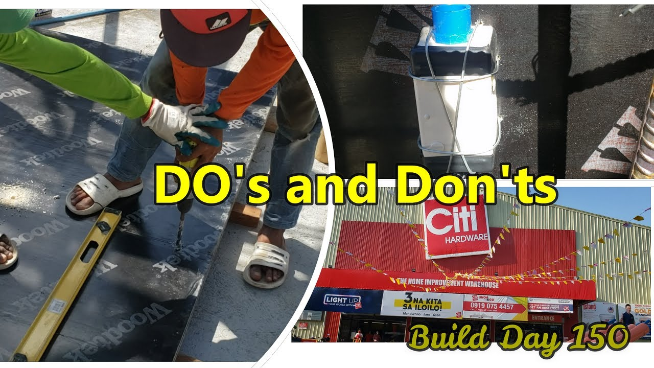 Philippines Beach House Build Day 150: TIPS on Electrical Conduit, Boxes and Drilling Forms on CIP