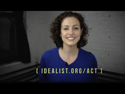 Join us for Idealist Day - Broadway Edition!