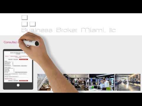 Courtier de Commerce et d'Entreprise - Acheter un commerce et s'installer à Miami
