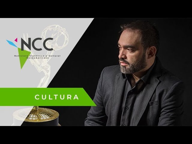 Adrián Guerra, el animador 3D merecedor del Premio Emmy