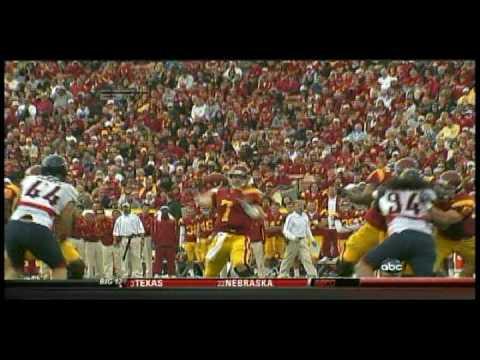 USC QB #7 Matt Barkley Highlights 2009