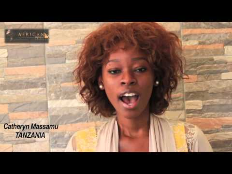 African Queens Project TV: Catheryn Massamu from Tanzania