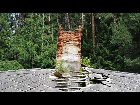 ABANDONED OLD HOUSE KRALOVA LEHOTA SLOVAKIA
