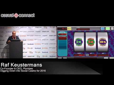 Digging Down into Social Casino for 2016 | Raf Keustermans