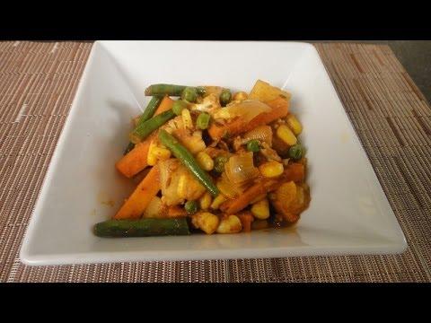 Quick Stir Fry Indian Style | Sanjeev Kapoor Khazana