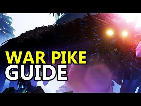 ♥ Dauntless Beginner War Pike Guide / Tutorial / Tips & Tricks
