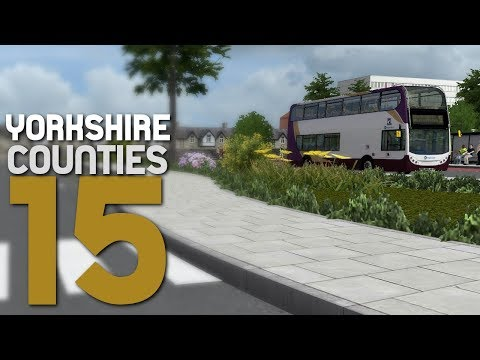OMSI 2: Yorkshire Beta 1.4 - Route 15