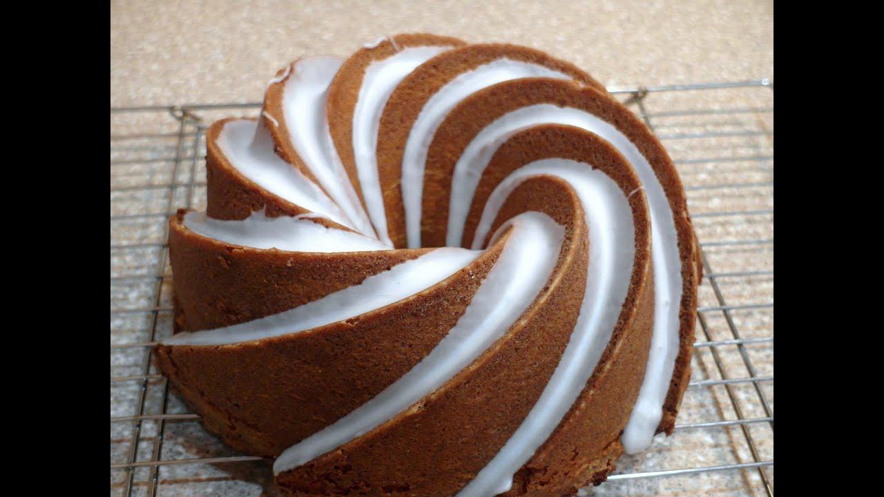 The Best Lemon Pound Cake