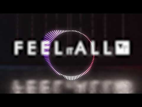 Feel It All - Vinyl Theatre - Audio Visualizer