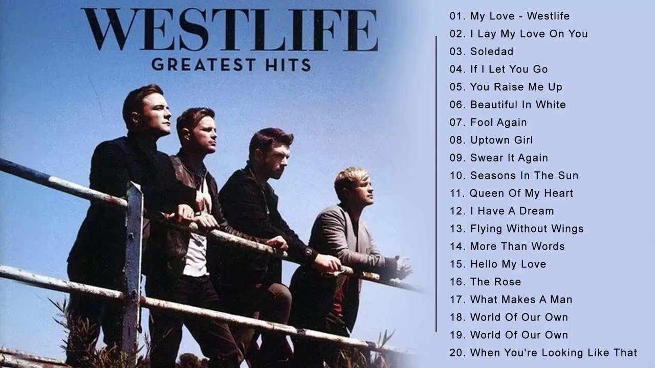 Download The Best Of Westlife   Westlife Greatest Hits Full Album