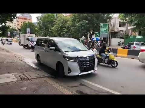 New 2019 Toyota Alphard Executive Lounge V8 Engine Diesel #Full Review