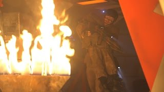 Through fire and flame - Doctor Who Extra (2015) - BBC
