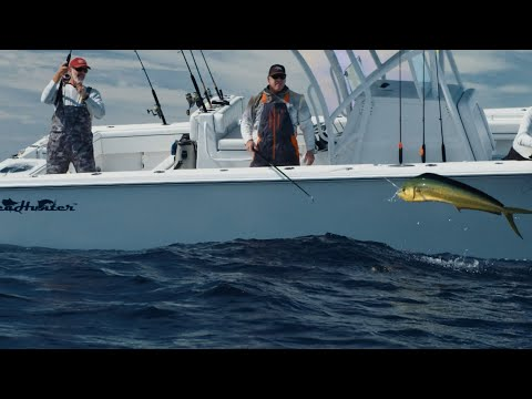 The SeaHunter - Offshore Fishing Key West