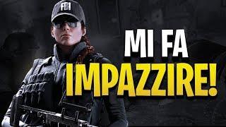 QUESTO GIOCO MI FA IMPAZZIRE! | RAINBOW SIX SIEGE CON GABBODSQ, MARZA E FAZZ!