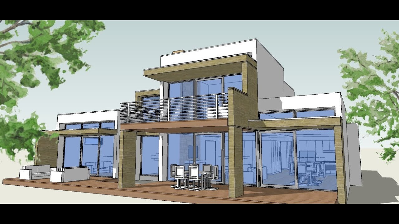 A1 how to import a floor plan into sketchup a trebld and for Google house design