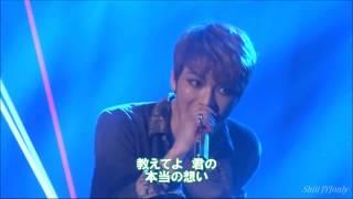 JJ  Good Morning Night Japanese ver. 字幕