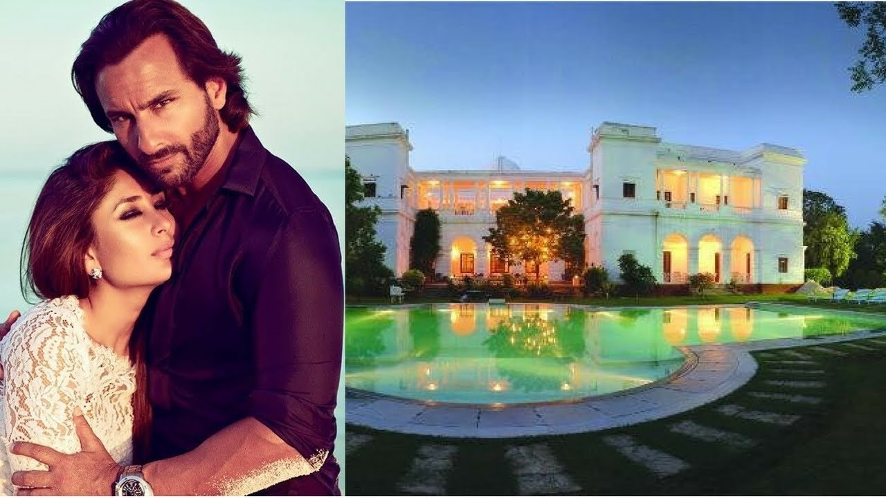 Kareena Kapoor House Inside Saif Ali Khans House Family