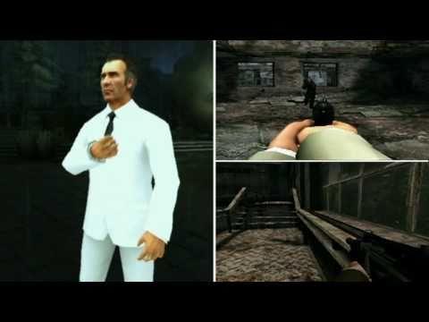 GoldenEye 007 - James Bond | launch trailer Nintendo Wii