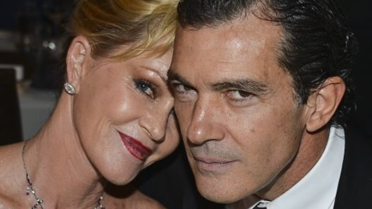 Who Tried To Steal Antonio Banderas From Melanie Griffith?