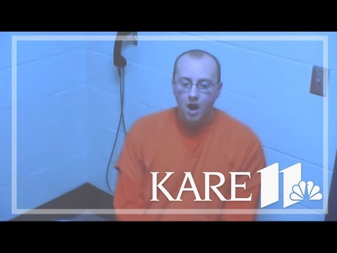 Jake Patterson's first court appearance on murder charges and the kidnapping of Jayme Closs