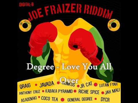 Joe Frazier Riddim Mix (Full) Feat. Lutan Fyah, Kabaka Pyramid & More..(Digital B) (June 2016)