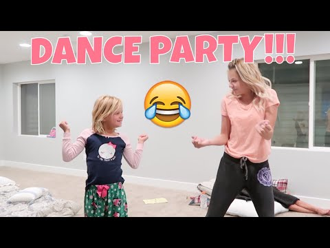 UP ALL NIGHT | SIBLING DANCE PARTY