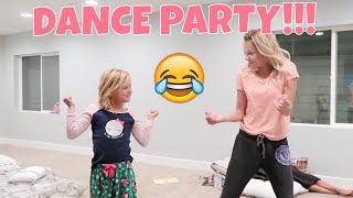 UP ALL NIGHT | SIBLING DANCE PARTY | THE LEROYS
