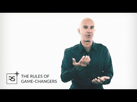 The Rules of Game-Changers | Robin Sharma