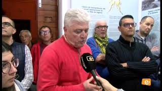 Inauguración del Museo del Festival Internacional de Folklore Villa de Ingenio 09.05.2019